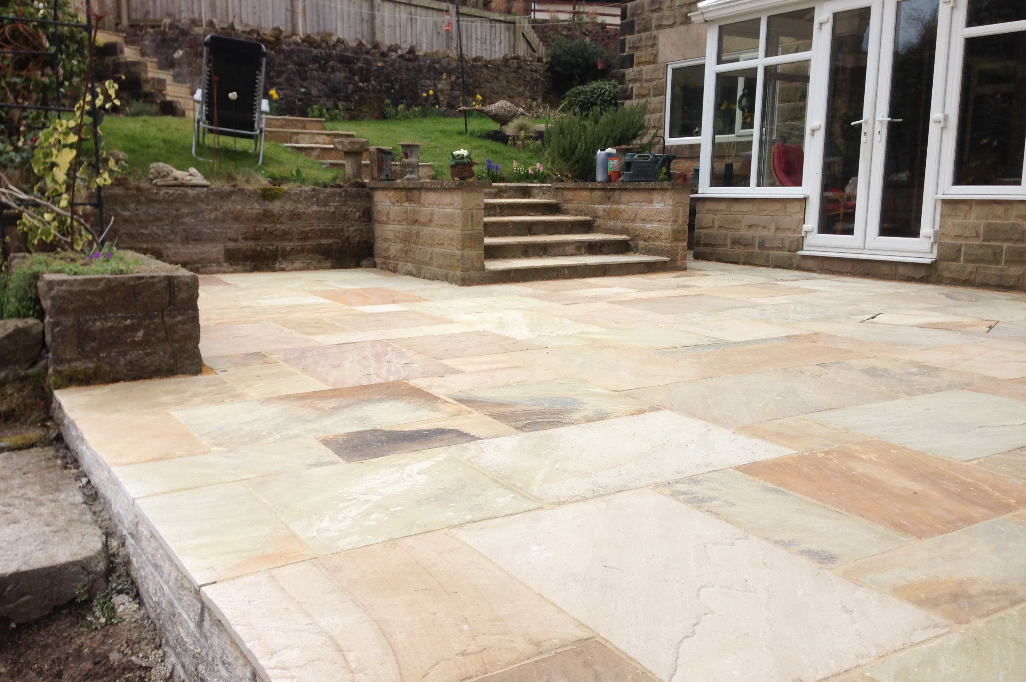 Gallery - Driveways, Patios and Walkways for domestic and commercial ...